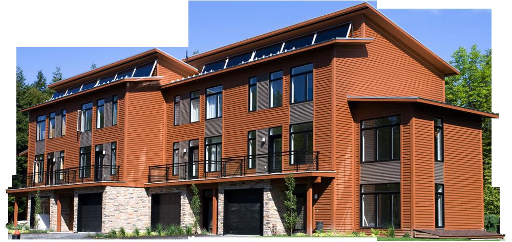 Maisons de ville à Bromont