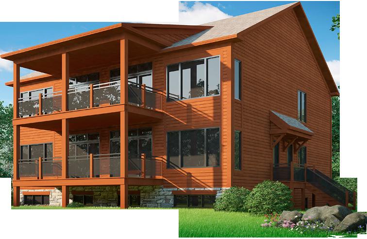 Condos en Sixplex à Bromont