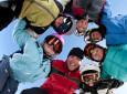 Ski-in Ski-out, Bromont, Parc sur rivière